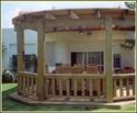 תמונה של מיוריהל עבודות עץ לגן